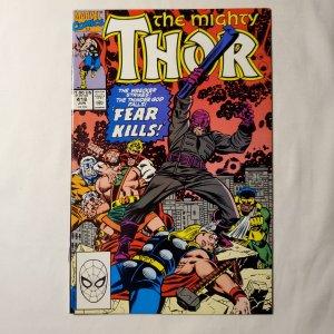 Thor 418 Near Mint Script by Tom DeFalco