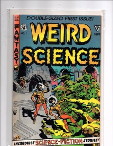 Gladstone EC Comics (1990) Weird Science #1 Wally Wood Al Williamson