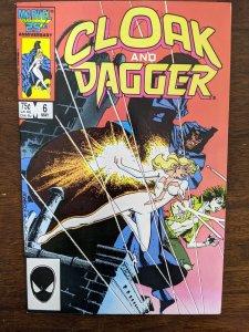 Cloak and Dagger #6 (1986)