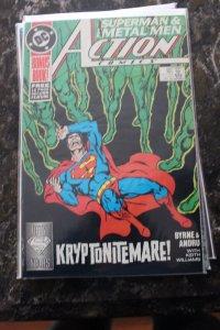 Action Comics #599 (DC, 1988) Condition: NM