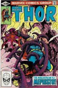 Thor #310 (1966 v1) Mephisto NM-