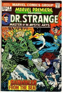 MARVEL PREMIERE 6 VF  DR. STRANGE Jan. 1973