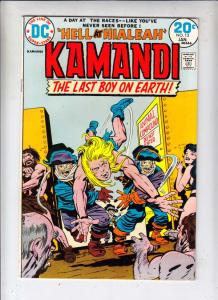 Kamandi the Last Boy on Earth #13 (Jan-74) NM- High-Grade Kamandi