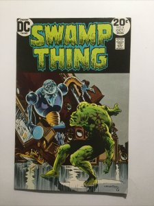 Swamp Thing 6 Very Fine Vf 8.0 Dc Comics