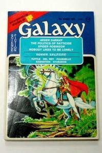 GALAXY-MARCH 1975-SWORD & SOCERY ISSUE FN