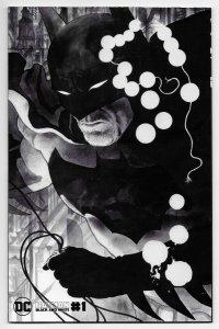 Batman Black And White #1 Williams III Variant (DC, 2020) NM