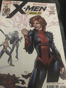 Marvel X-Men Gold #22 Mint