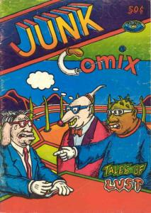 Junk Comix #1 FN; Do City | save on shipping - details inside