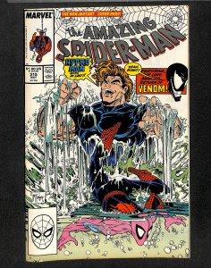Amazing Spider-Man #315 VF/NM 9.0 2nd Venom! McFarlane!