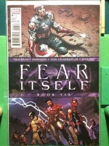 Fear Itself #6