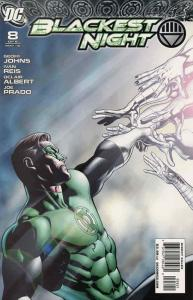 Blackest Night #8A VF/NM; DC | save on shipping - details inside