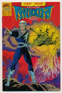 Psychoblast (1987) #1 NM