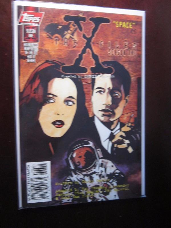 X-Files Season One Space (1998) #1 - VF - 1998