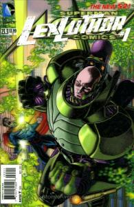Action Comics (2nd Series) #23.3 VF/NM; DC | save on shipping - details inside
