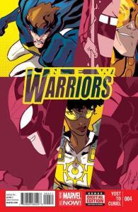 New Warriors (2014 series) #4, NM (Stock photo)