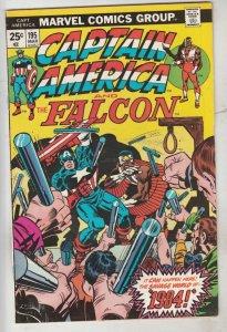 Captain America #195 (Mar-76) VF/NM High-Grade Captain America