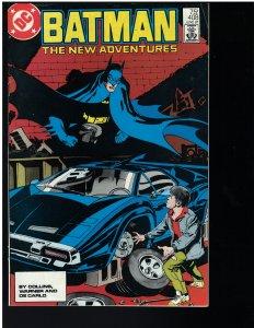 Batman #408 (DC, 1987) VF-
