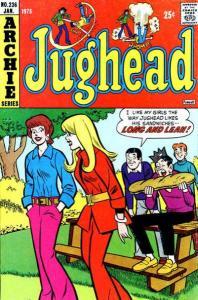 Jughead (1965 series) #236, VF- (Stock photo)