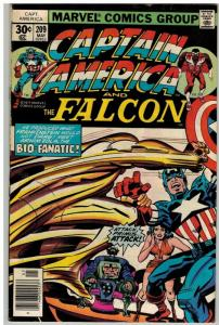 CAPTAIN AMERICA 209 VG May 1977