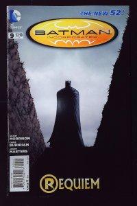 Batman, Incorporated #9 (2013)