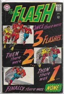 Flash   vol. 1   #173 VG Broome/Infantino, Earth-2 Flash