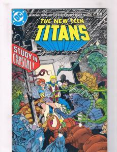 The New Teen Titans #10 NM DC Comics Comic Book July 1985 DE30