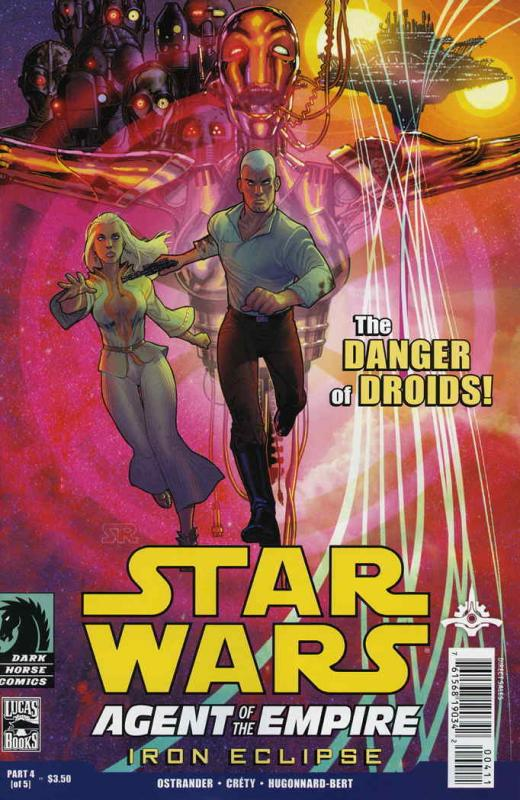 Star Wars: Agent of the Empire—Iron Eclipse #4 VF/NM; Dark Horse | save on shipp