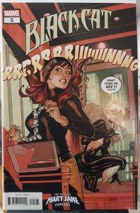 Black Cat #5 NM DODSON MARY JANE VAR