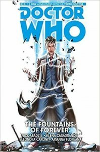 Doctor Who: The Tenth Doctor HC #3 VF/NM; Titan | save on shipping - details