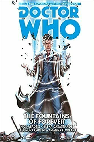 Doctor Who: The Tenth Doctor HC #3 VF/NM; Titan   save on shipping - details
