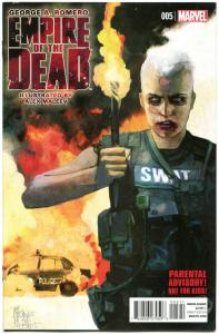 EMPIRE of the DEAD #5, VF/NM, George Romero, Zombies, 2014, more Horror in store