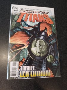 ​Titans #24 deathstroke nm