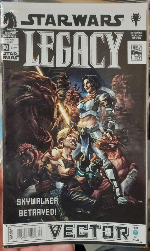 Star Wars: Legacy # 30
