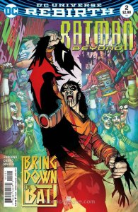 Batman Beyond (6th Series) #2 VF/NM; DC   save on shipping - details inside