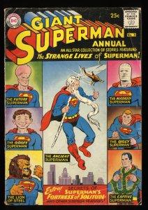 Superman Annual #3 GD- 1.8
