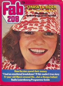 Fab 208-Starsky & Hutch-Abba-Dinah Shore-Feb-1977