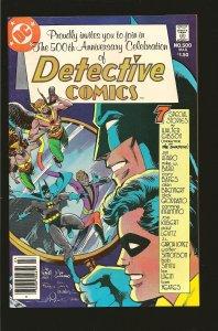 DC Comics Detective Comics Vol 45 No 500 March 1981