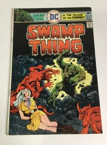 Swamp Thing 18 Vf Very Fine 8.0 DC Comics Bronze