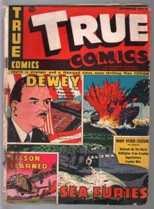 True #40 1944-Parents-WWII era-Thomas E Dewey-J Edgar Hoover-FR