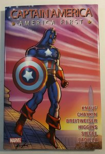 CAPTAIN AMERICA: AMERICA FIRST HARDCOVER GRAPHIC NOVEL 2008 MARVEL COMICS