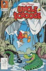 Walt Disney's Uncle Scrooge #258, NM (Stock photo)