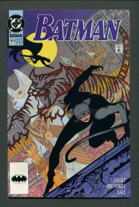 Batman #460 / 9.6 NM+  March 1991