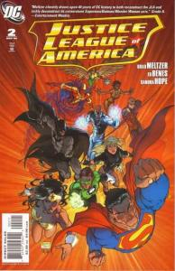 Justice League of America (2006 series) #2, NM + (Stock photo)