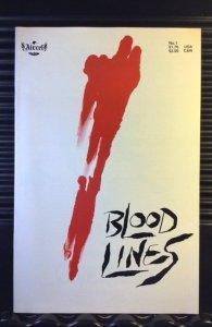 Bloodlines (CA) #1 (1987)