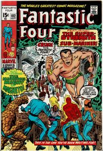 Fantastic Four #102, 5.0 or Better - Romita Sr. Art