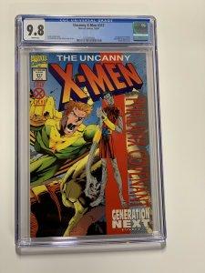 Uncanny X-men 317 Cgc 9.8 Regular Edition Marvel