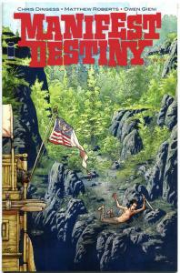 MANIFEST DESTINY #11, NM, 1st print , Lewis Clark trek expedition, Monsters