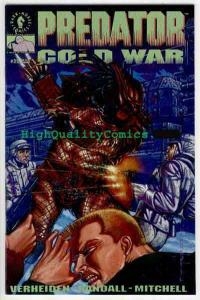 PREDATOR : COLD WAR #3, NM+, Hunter, Monster, Beast, Movie, more Horror in store