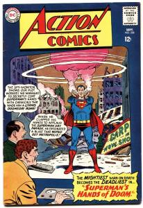 ACTION COMICS #328-SUPERMAN-DC HIGH GRADE