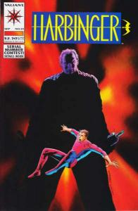 Harbinger (1992 series) #21, VF+ (Stock photo)